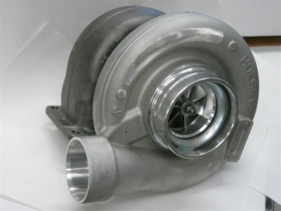Holset Turbochargers