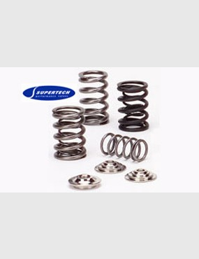 Supertech 2JZ-GTE Single Valve Spring and Retainers