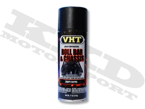 VHT - Roll Bar & Chassis Paint
